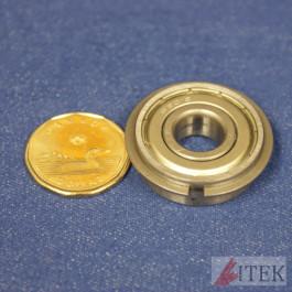 Lower Fuser Roller Bearing - Canon iR 105, 7105, 8500 - Set of 2