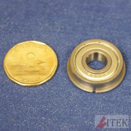 Lower Fuser Roller Bearing - Canon Ir 550, 600, 5000 - Set of 2
