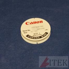 Corona Wire - 20 M Spool - 60 Micron 0.3 Gold - OEM
