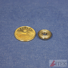 Lower Fuser Roller Bearing - SET OF 2 - KM Di 200, Di 251, Di 351